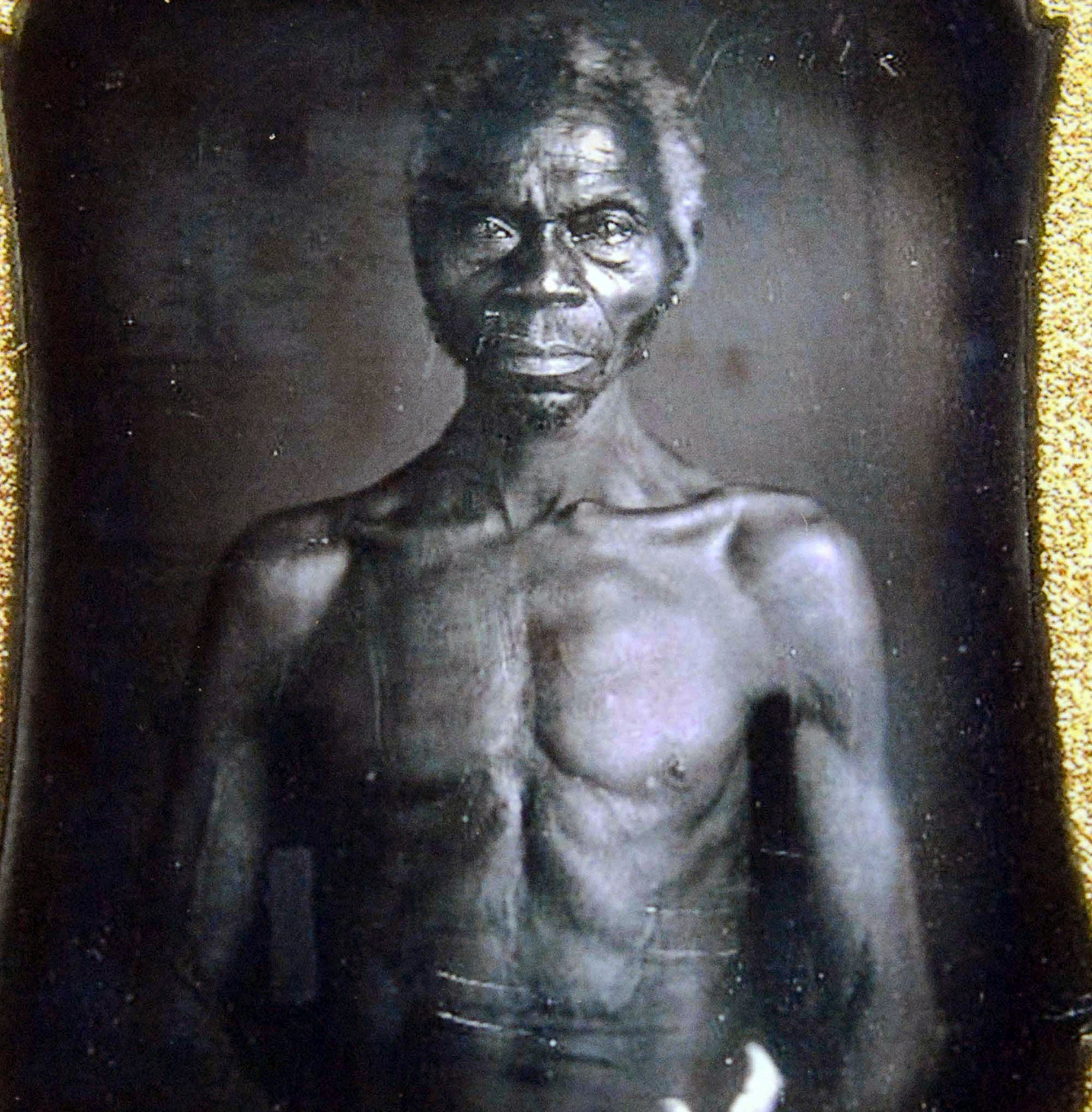 Who was Renty? The story of the slave whose photos have triggered a lawsuit against Harvard