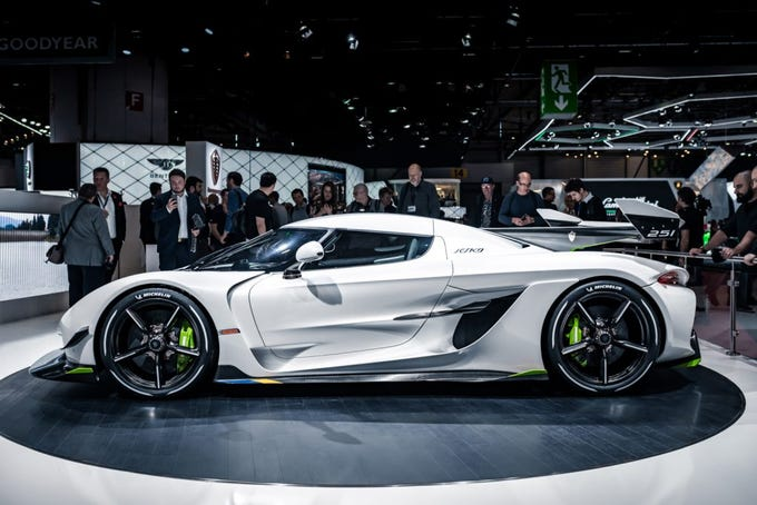 The launch of the new Koenigsegg Jesko was the most successful in the company's 25-year history.