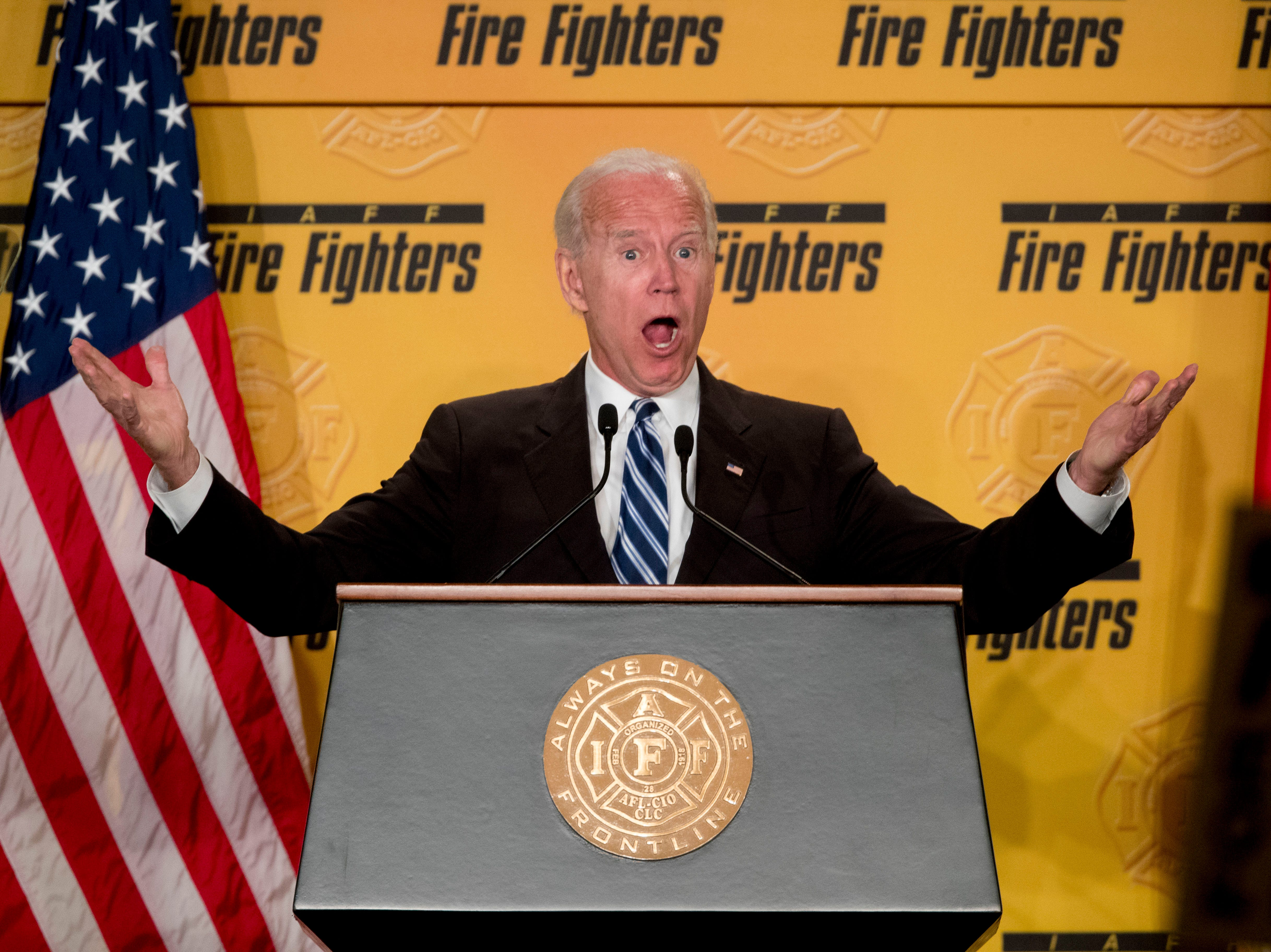 Joe Biden's 2020 nightmare: He could be the Democratic reincarnation of Jeb Bush