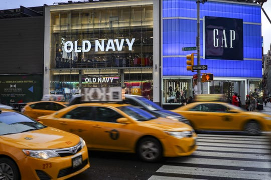 Gap Inc. plans to separate Old Navy into a publicly traded company.