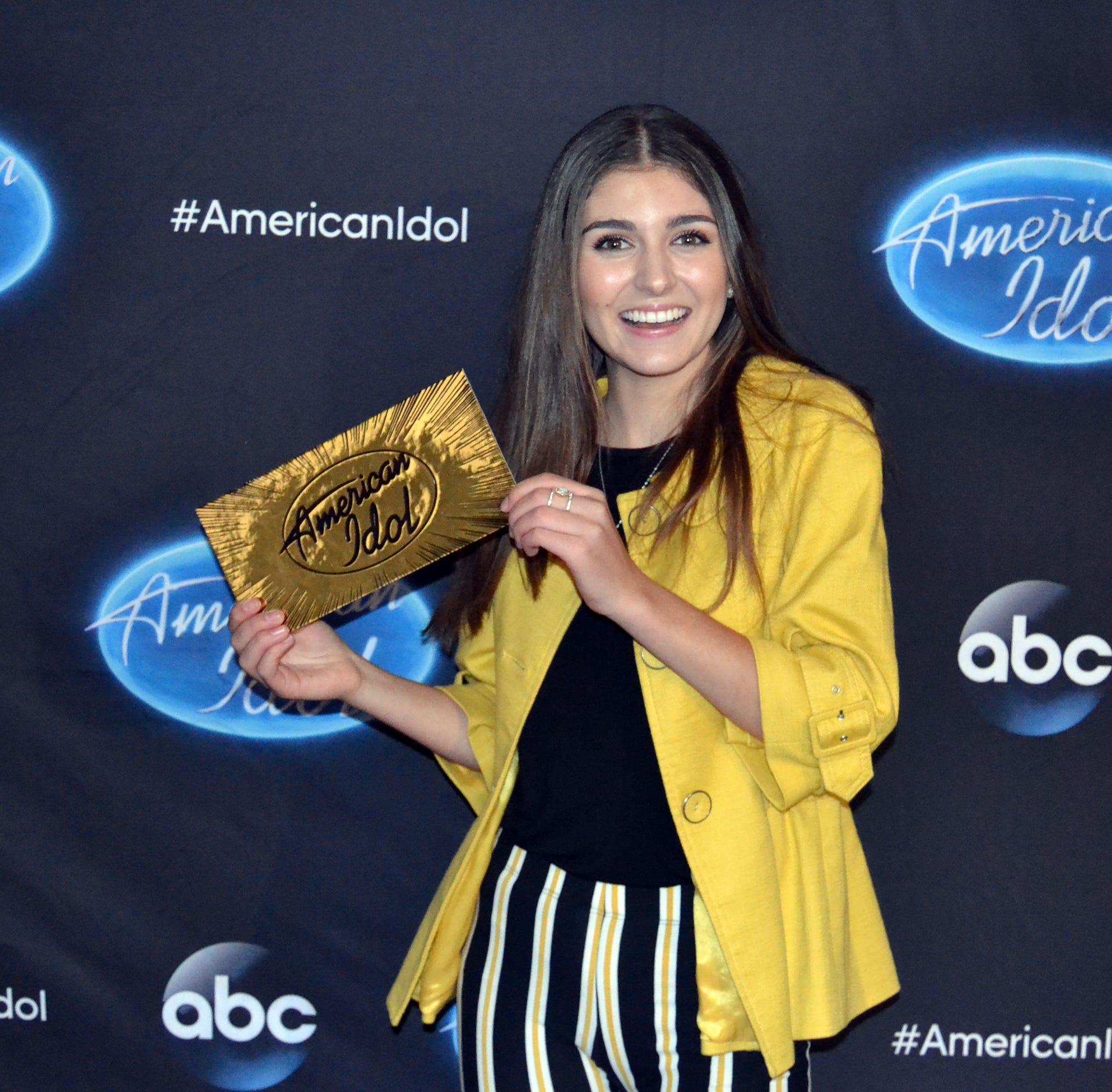 Oshkosh teen Franki Moscato's 'American Idol' journey ends in Hollywood round