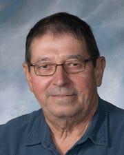 Grand Chute Town Chairman Dave Schowalter