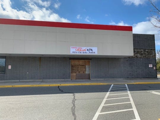 Urban Air Adventure Park is moving a vacant half of the former Pathmark at Indian Head Plaza in Toms River.