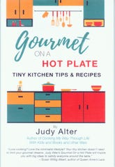 'Gourmet on a Hot Plate: Tiny Kitchen Tips & Recipes' by Judy Alter