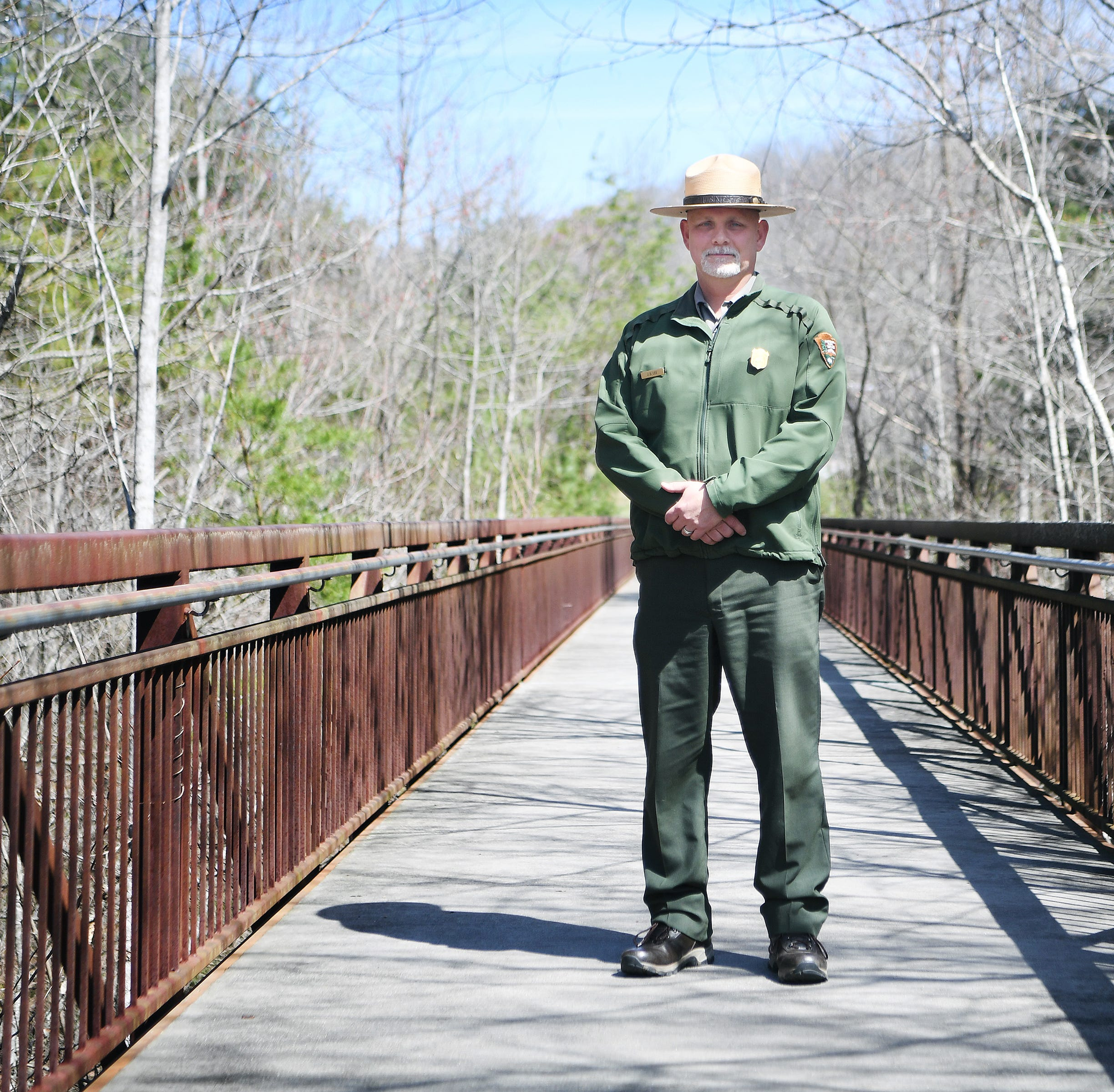 Blue Ridge Parkway Superintendent J.D. Lee talks 'complications' of one of busiest parks