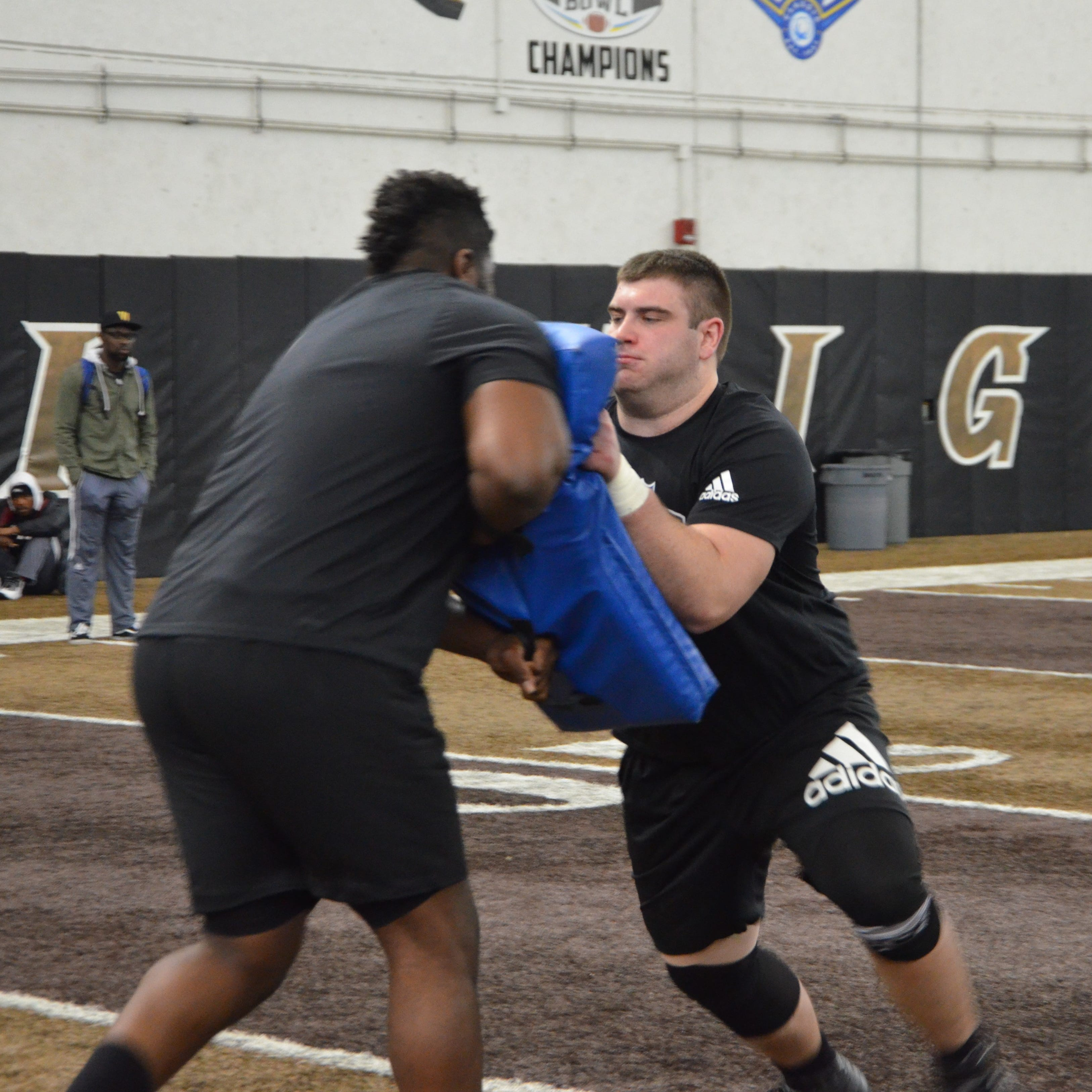 Western Michigan Football Pro Day: Broncos perform 'world's weirdest job interview'