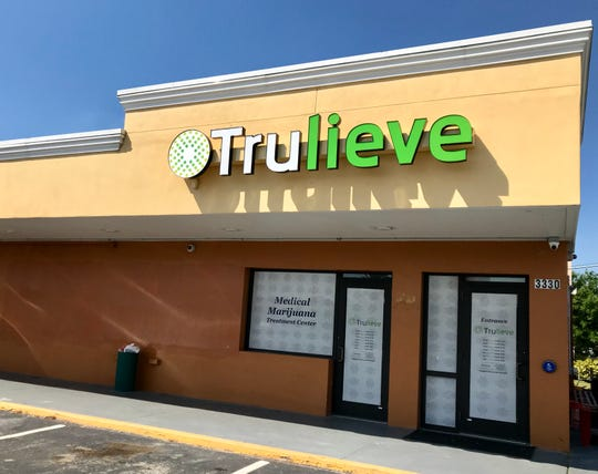 Trulieve opened a medical marijuana dispensary Wednesday near West Melbourne.