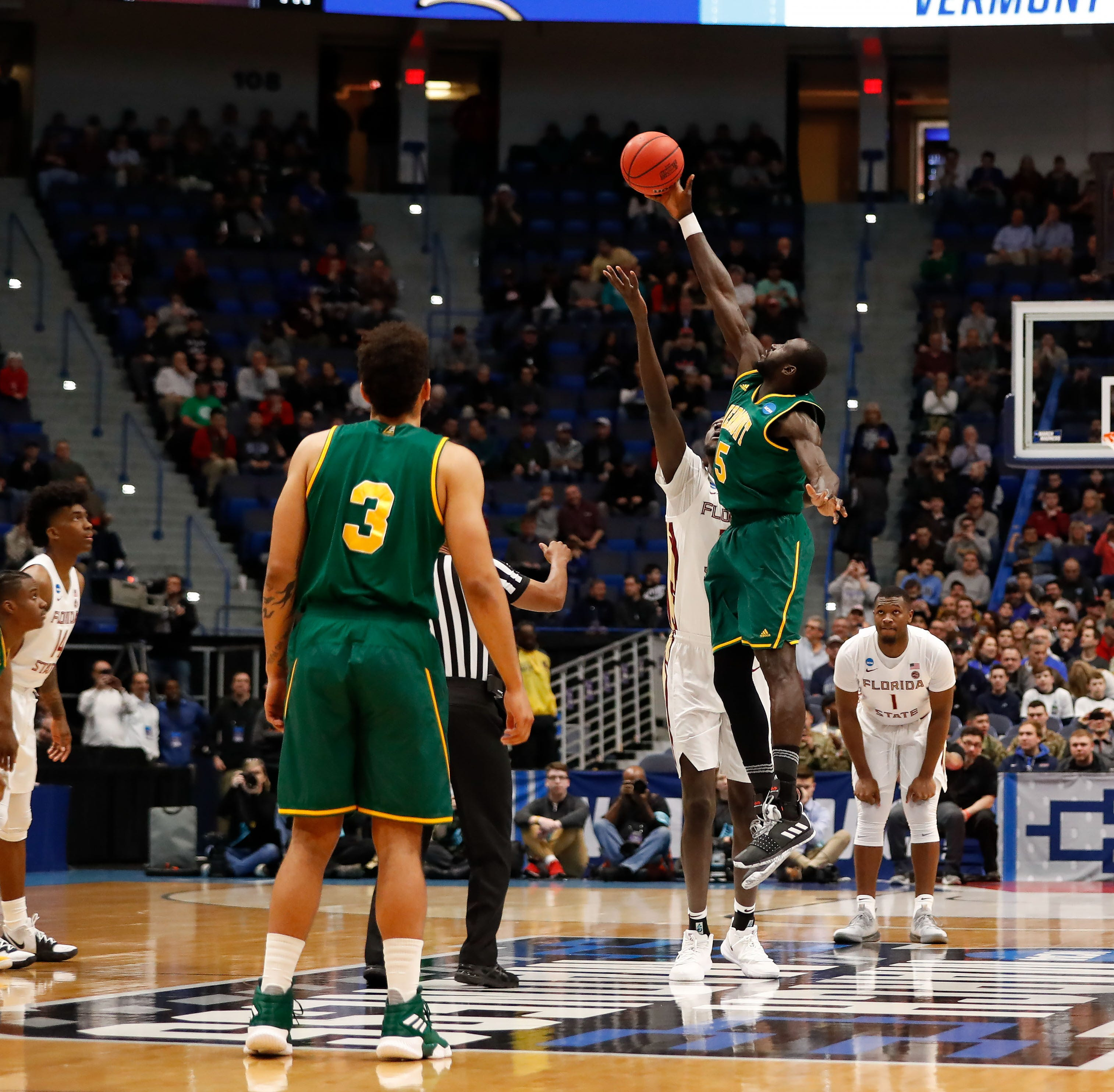NCAA Tournament: UVM's upset bid falls short in loss to Florida State