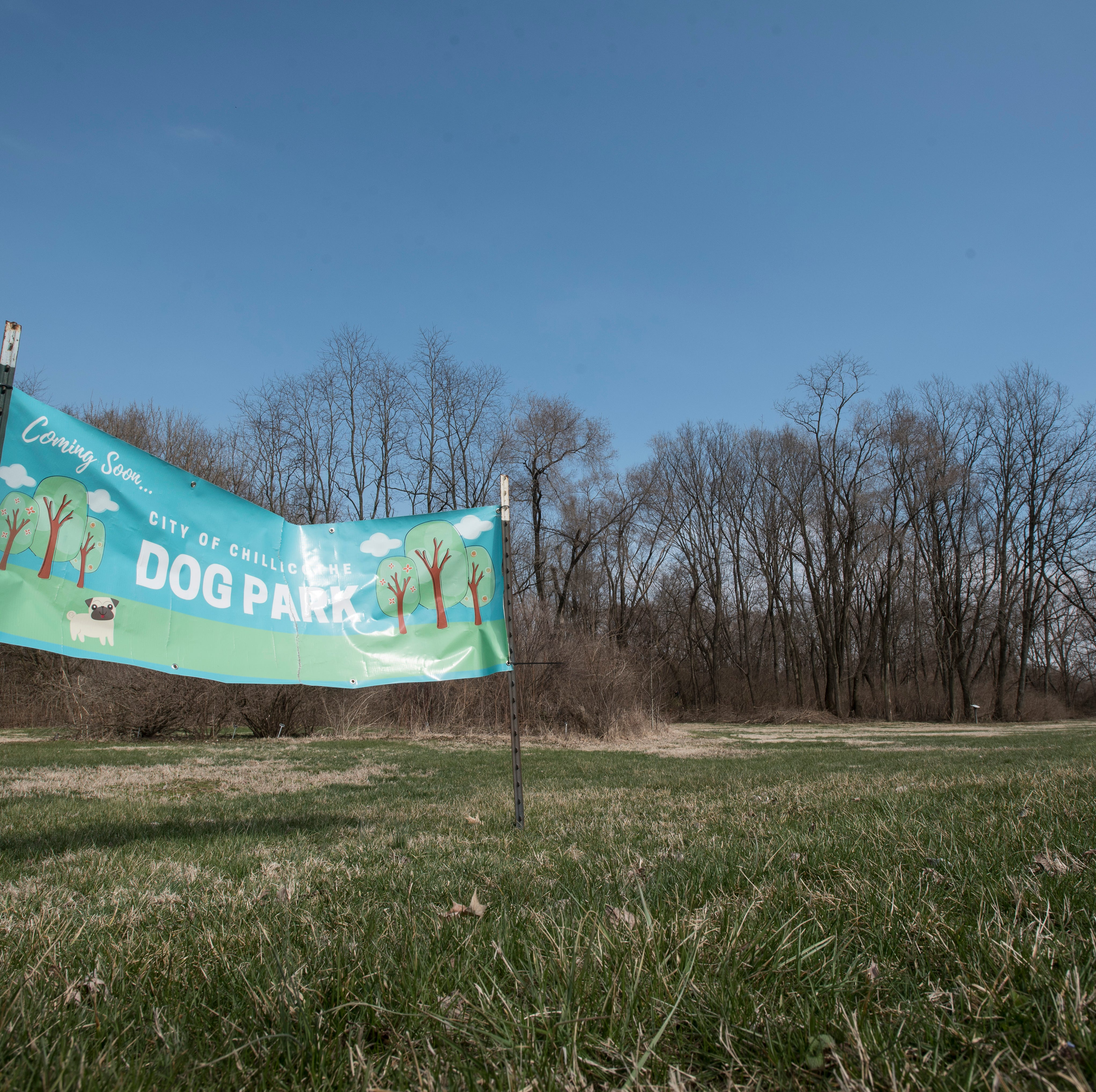 New Chillicothe Dog Park to open in June