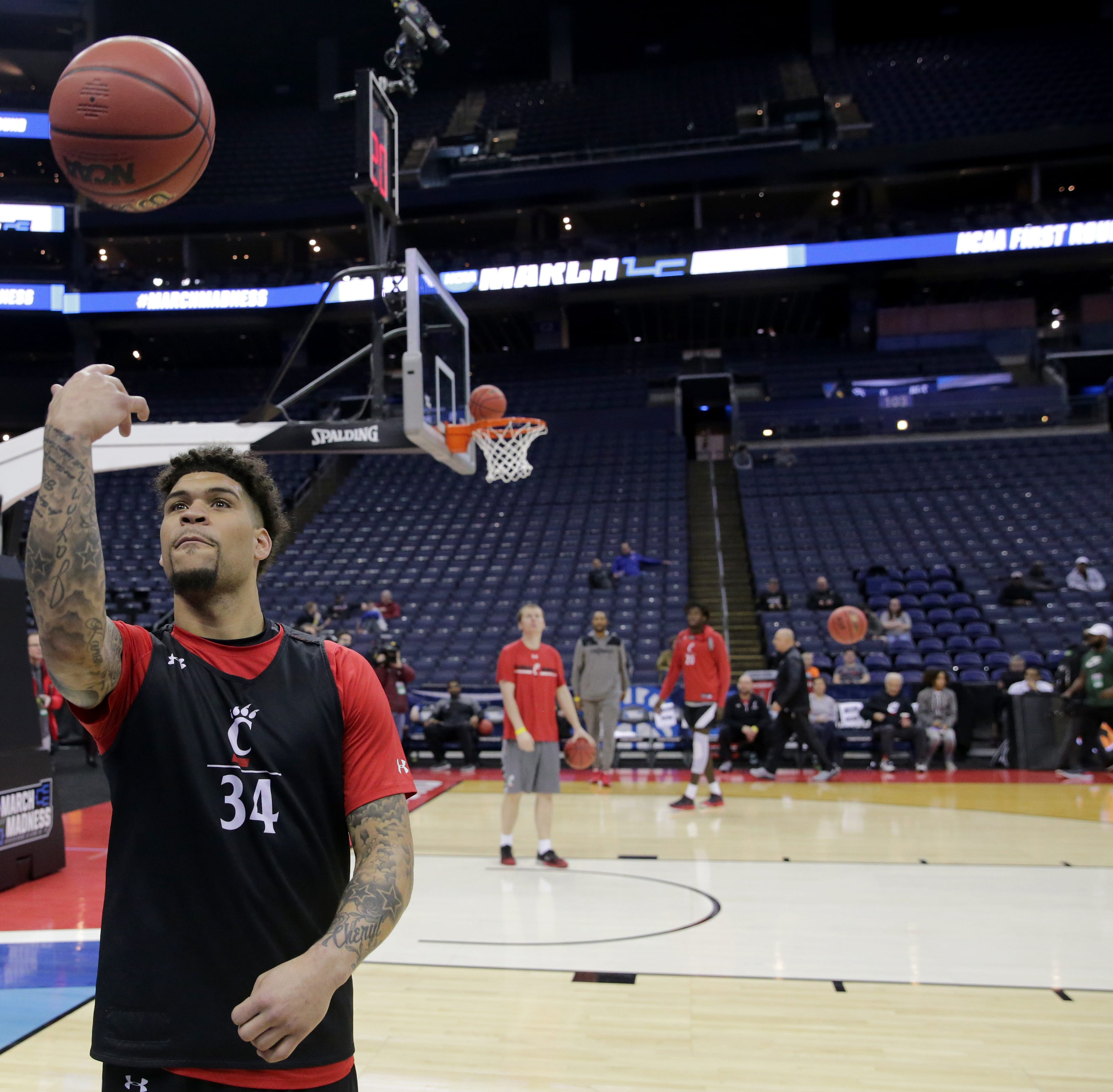 How to watch Friday's NCAA Tournament basketball games