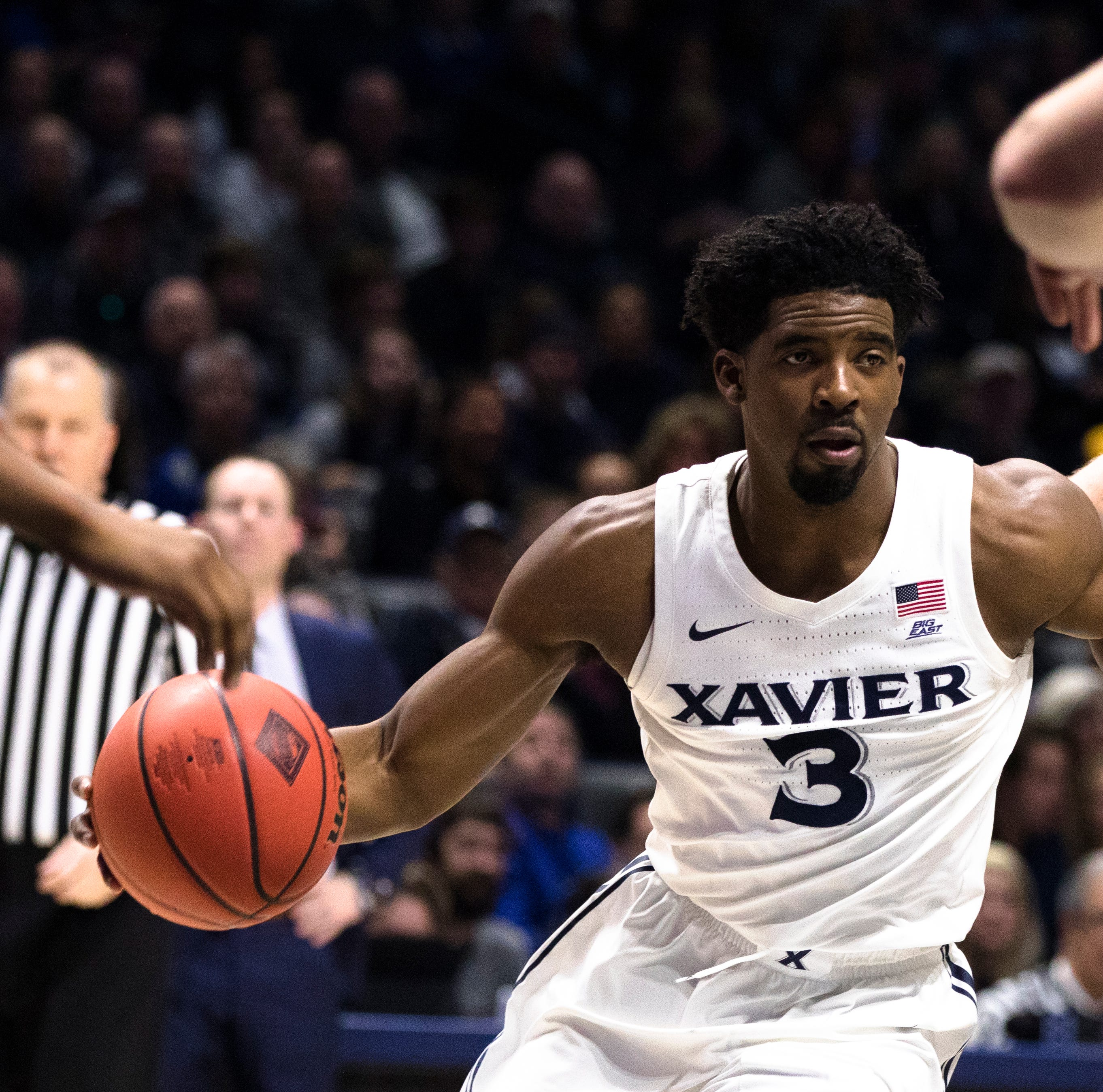Here is Xavier University's 2019-2020 men's basketball non-conference schedule