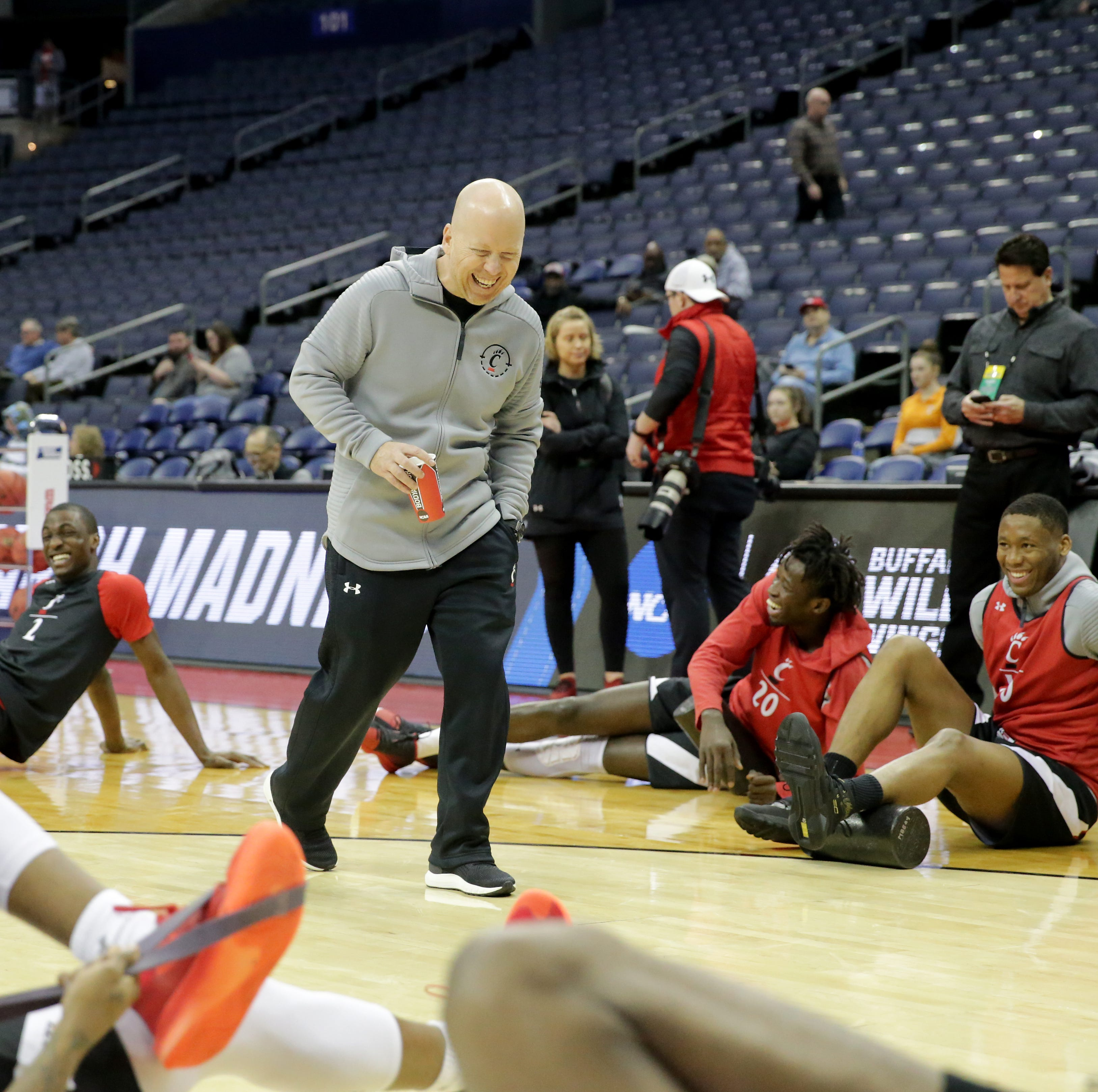 Doc's Morning Line: You're crazy if you want Mick Cronin fired. Here's what UC needs to do.