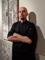 Martino Linares, owner of De Martino, A Cuban Restaurant.