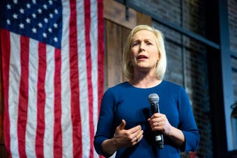 Sen. Kirsten Gillibrand: I'm running for president because I'm brave enough to take on the battles that no one else will'