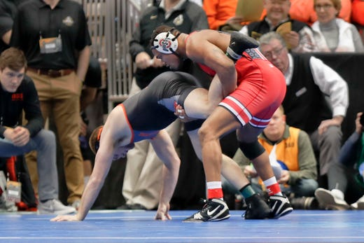 Ncaa Wrestling Championships 2019 What Time Matches Start