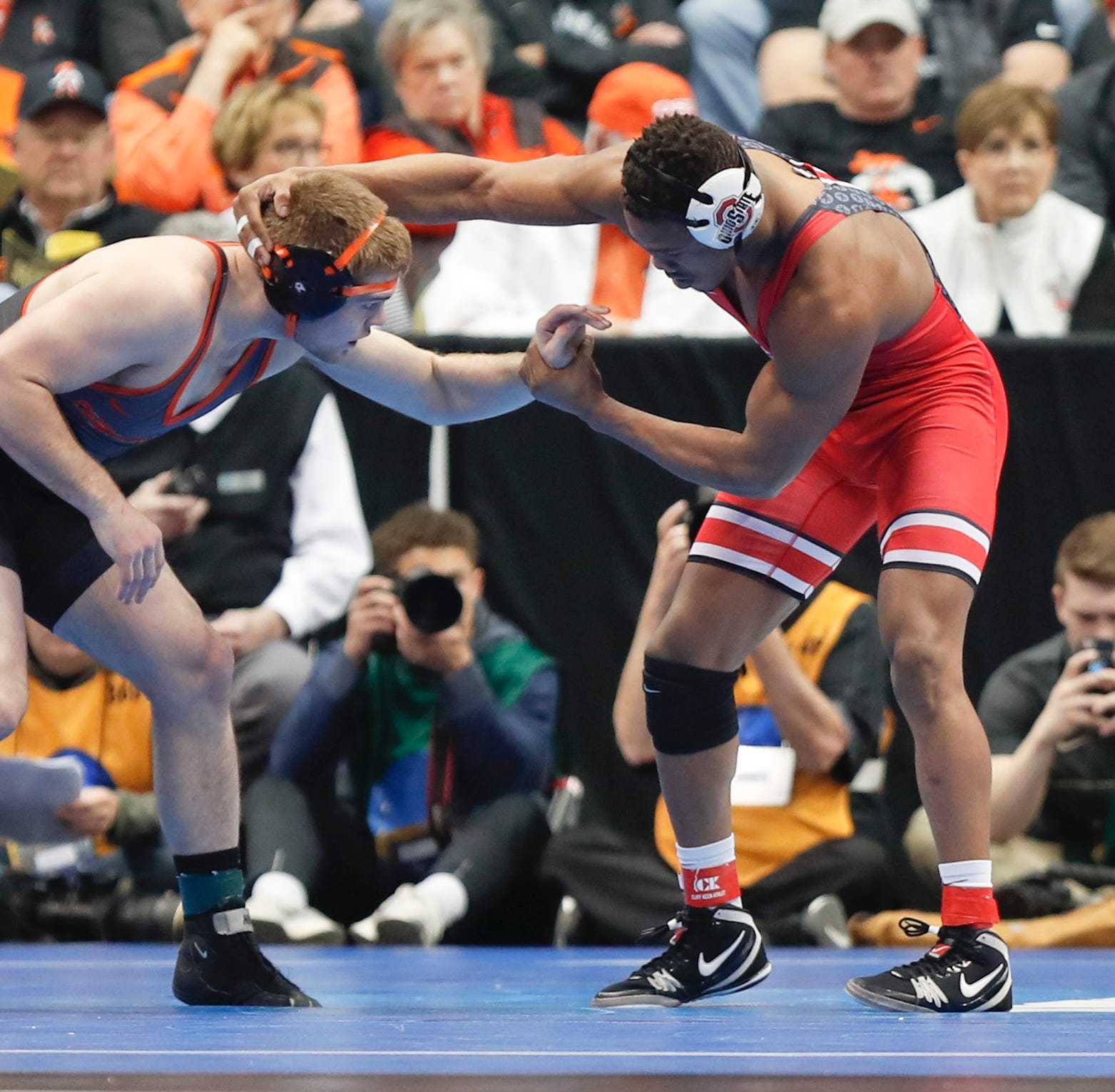 NCAA wrestling championships 2019: Final match-ups, TV schedule