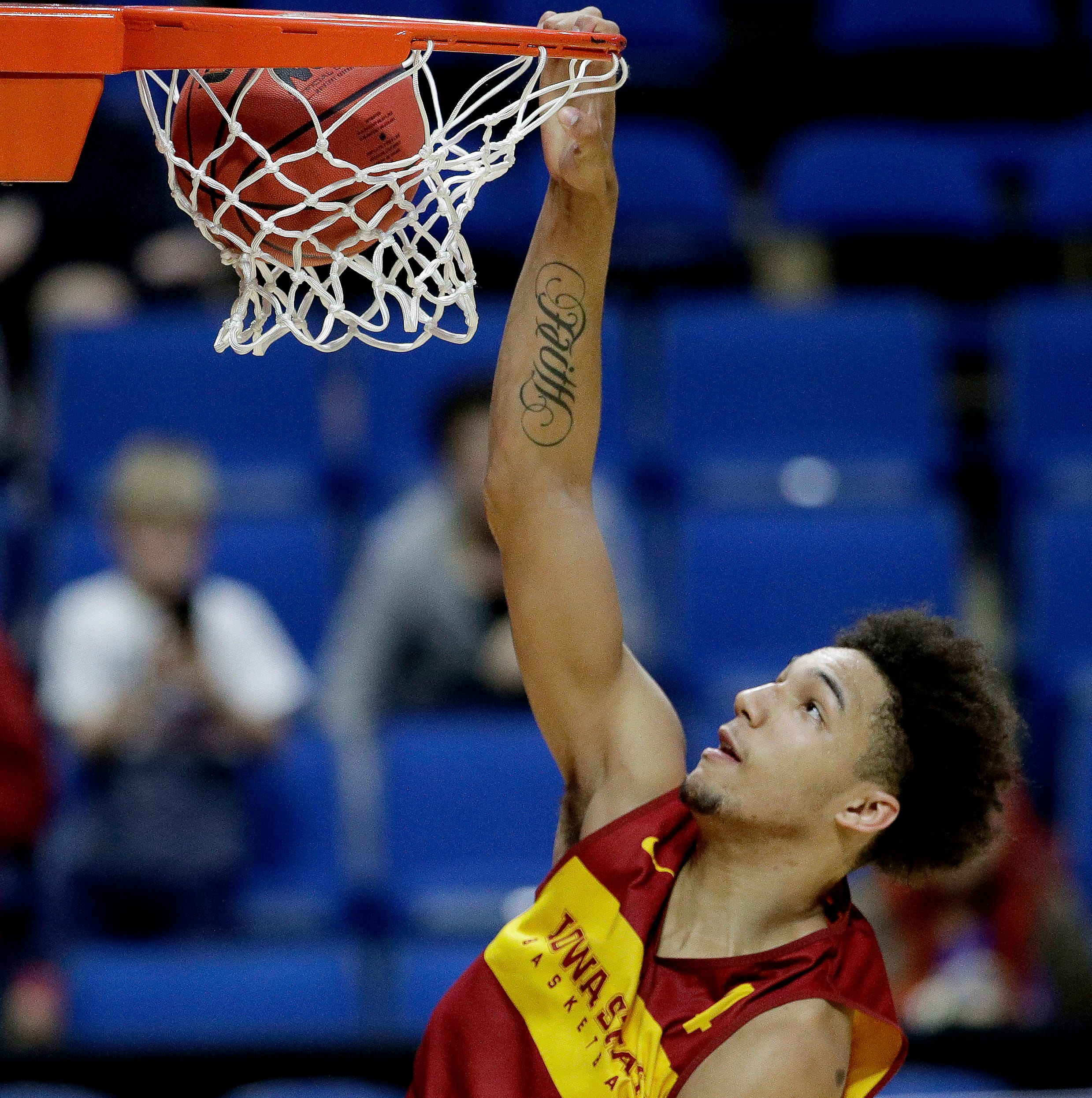 Peterson: Iowa State's freshmen face final exams after passing regular-season, Big 12 Tournament tests
