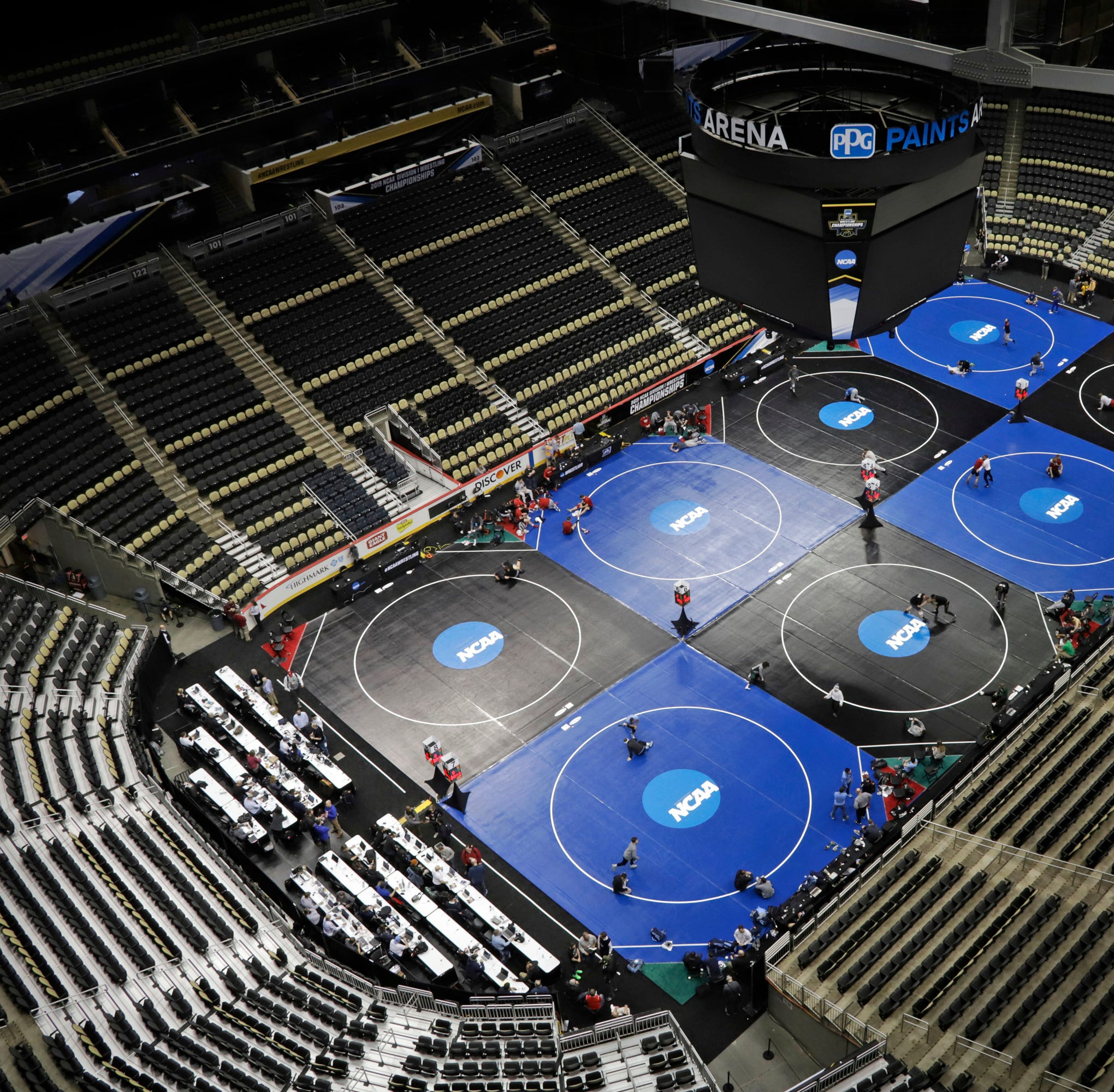 NCAA Wrestling: Iowa, ISU, UNI's match-by-match analysis from Session II of the national championships