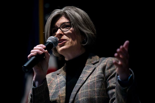 Sen. Joni Ernst proposed new legislation to streamline America's skilled-worker visa system and make it easier for U.S. businesses to hire the workers they so desperately need.