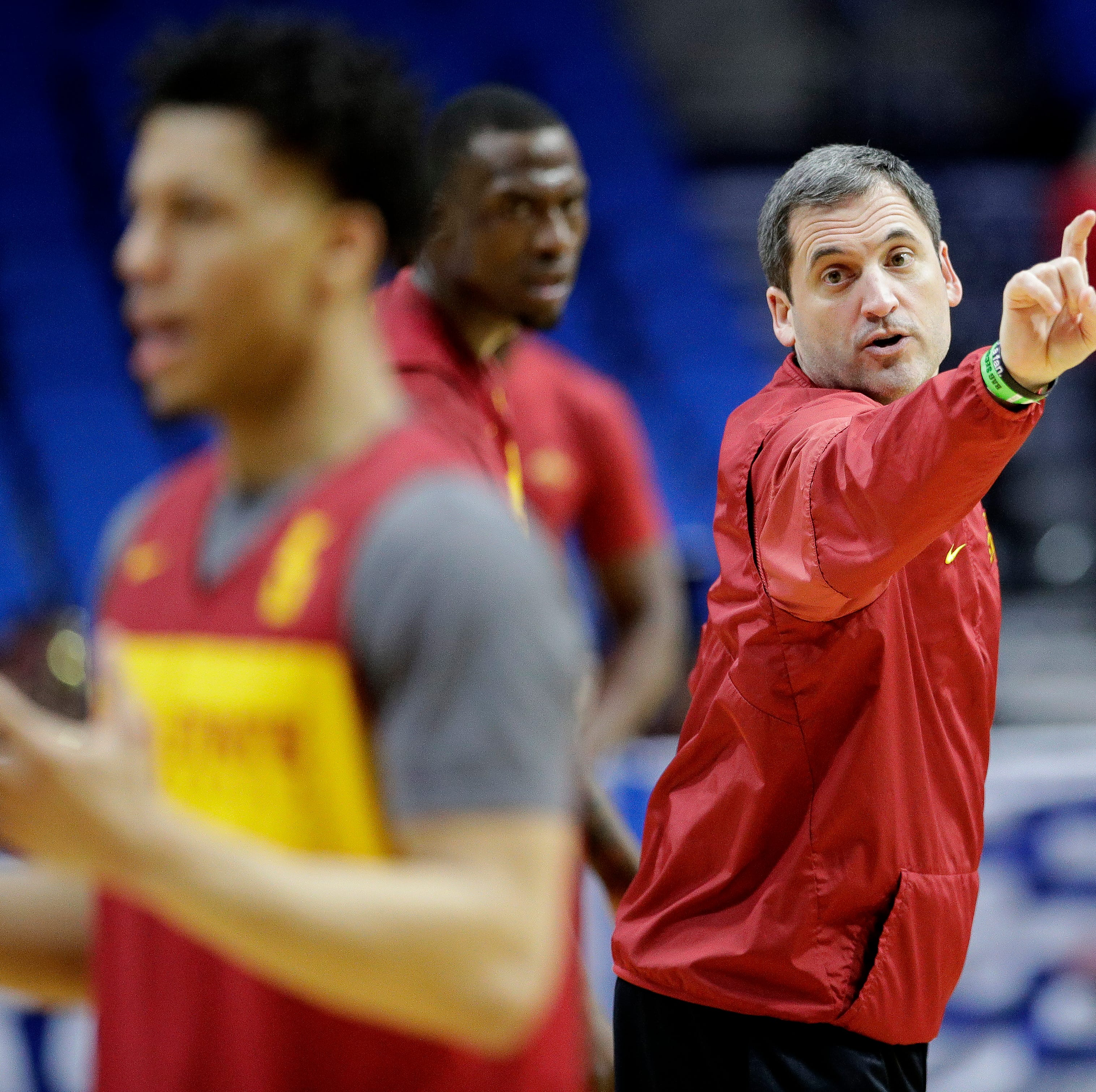 Steve Prohm wants to be at Iowa State a long time; slams the door on Alabama reports