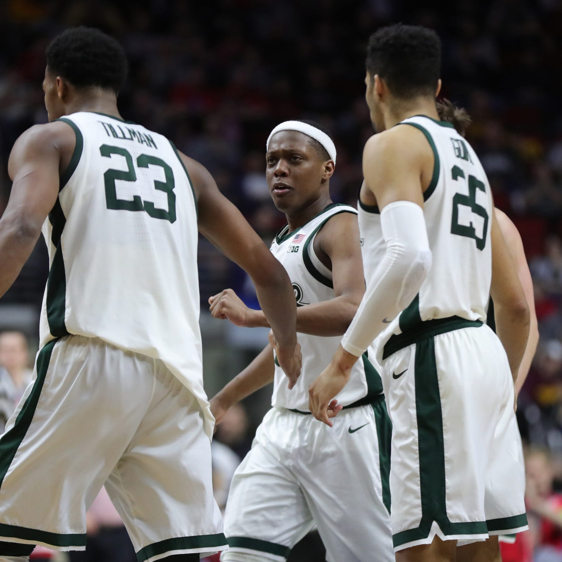 Michigan State's Cassius Winston earns another 2nd-team All-American honor