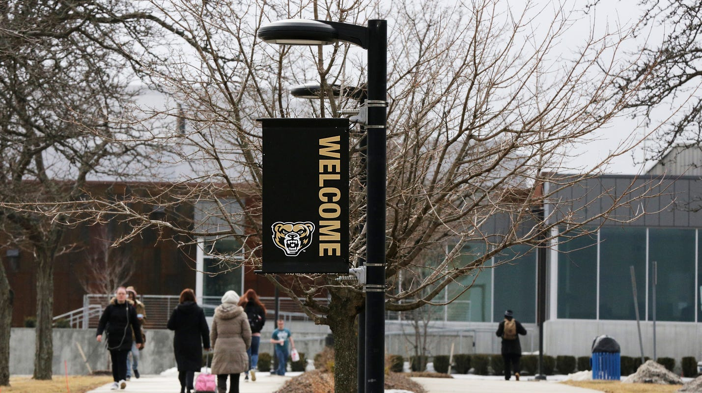 Oakland University raises tuition by 4.2% for 2021-22 school year