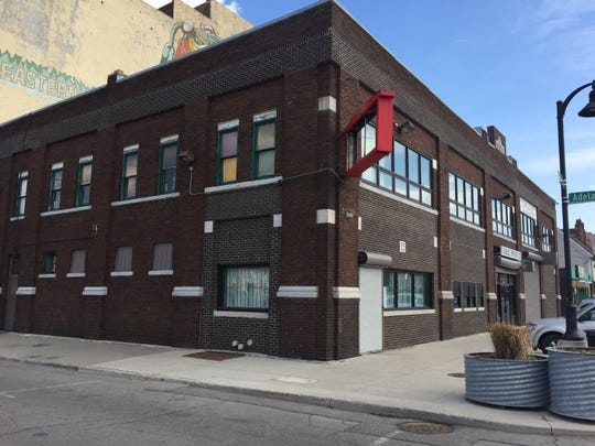 The building in Detroit's Eastern Market district that once housed Farmers restaurant was purchased by development Sanford Nelson and his partners in 2019.