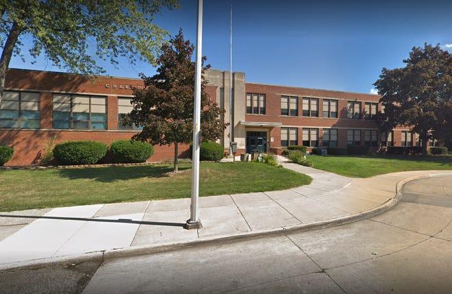 Poupard Elementary School.
