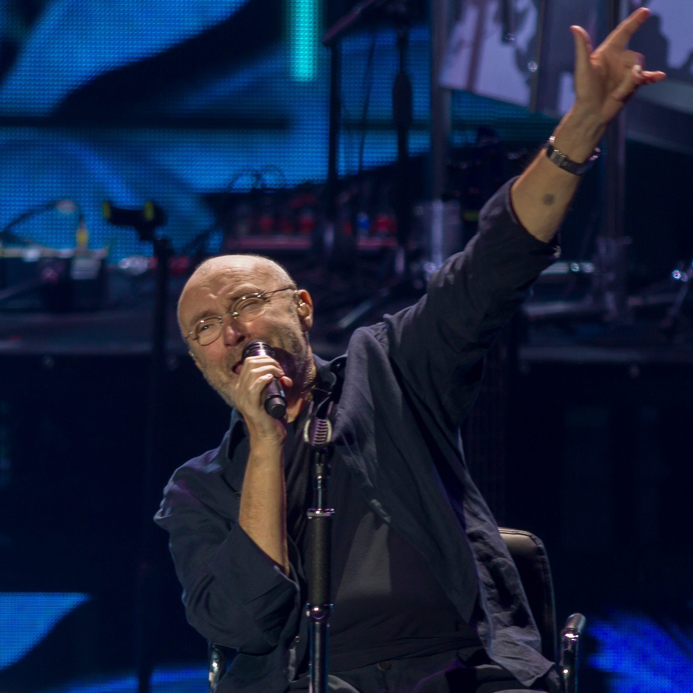 Phil Collins books October show at Little Caesars Arena after long Detroit absence