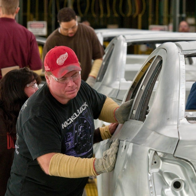 The numbers don't lie: Michigan's still the auto industry leader