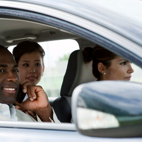 Boyfriend accepts proposition from ride-share driver