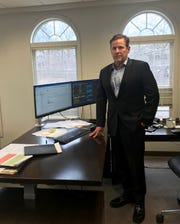 David Sowerby, managing director at family wealth management firm Ancora in Bloomfield Hills, Mich.Photograger: Connie Wicks Reiter