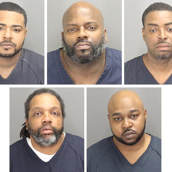 Oakland County narcotics team arrests 5 men in drug trafficking bust
