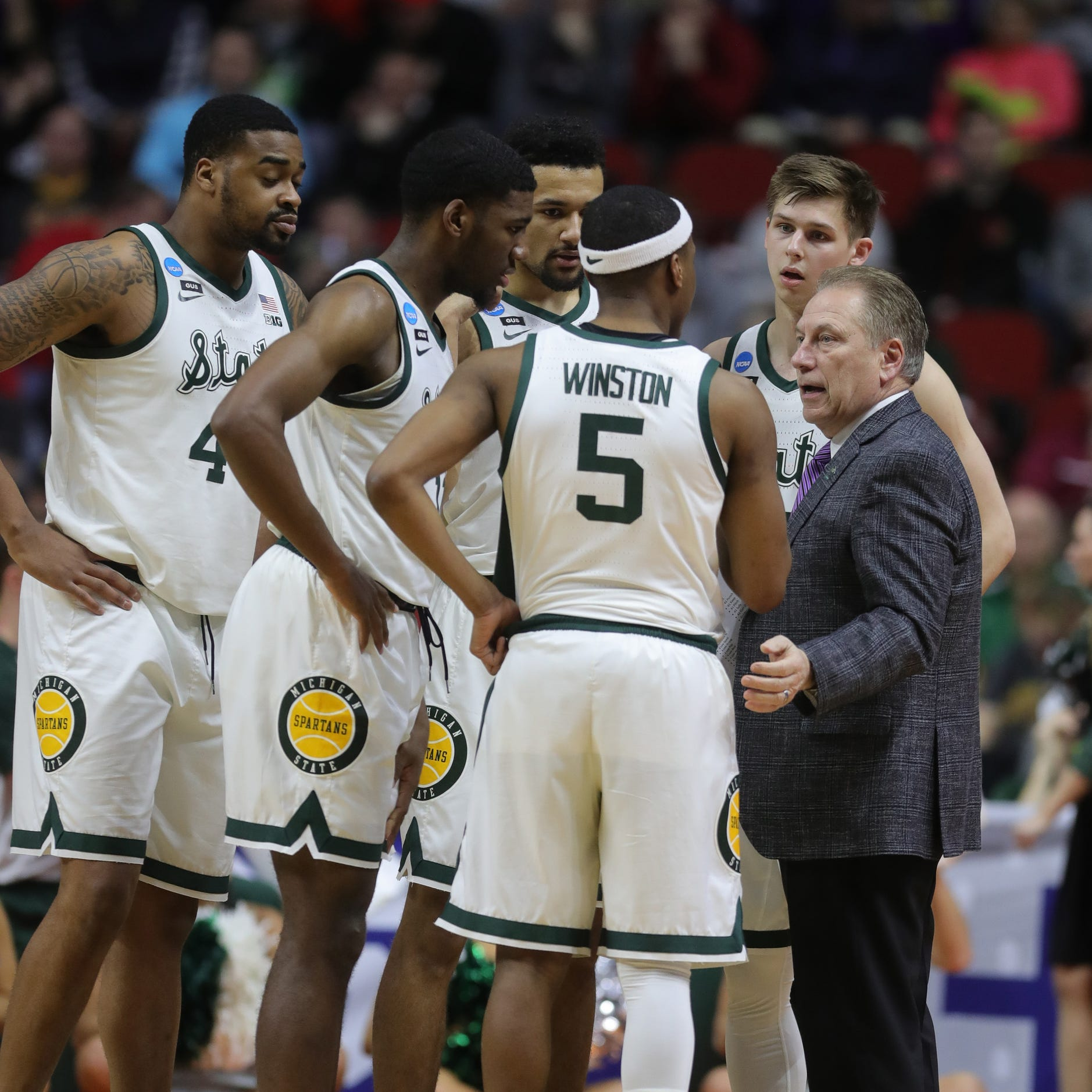 Michigan State's Tom Izzo on Aaron Henry: Ridiculous the way it blew up