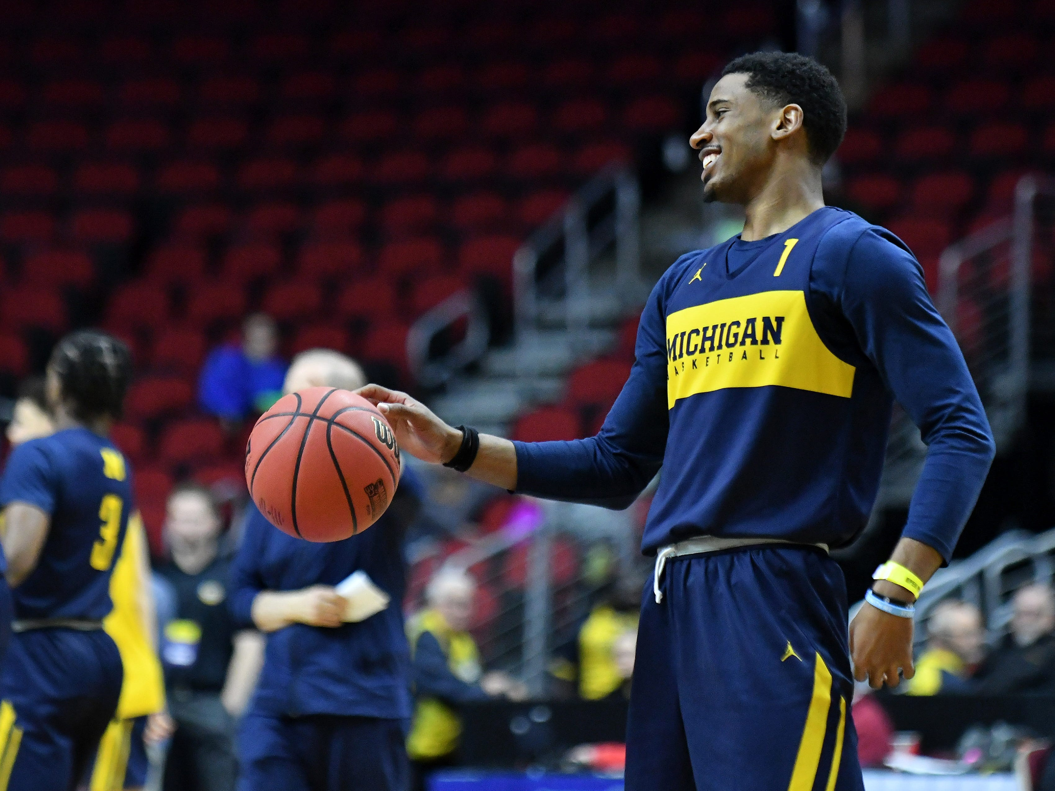 Wolverines enter this NCAA Tournament missing their secret weapon: momentum