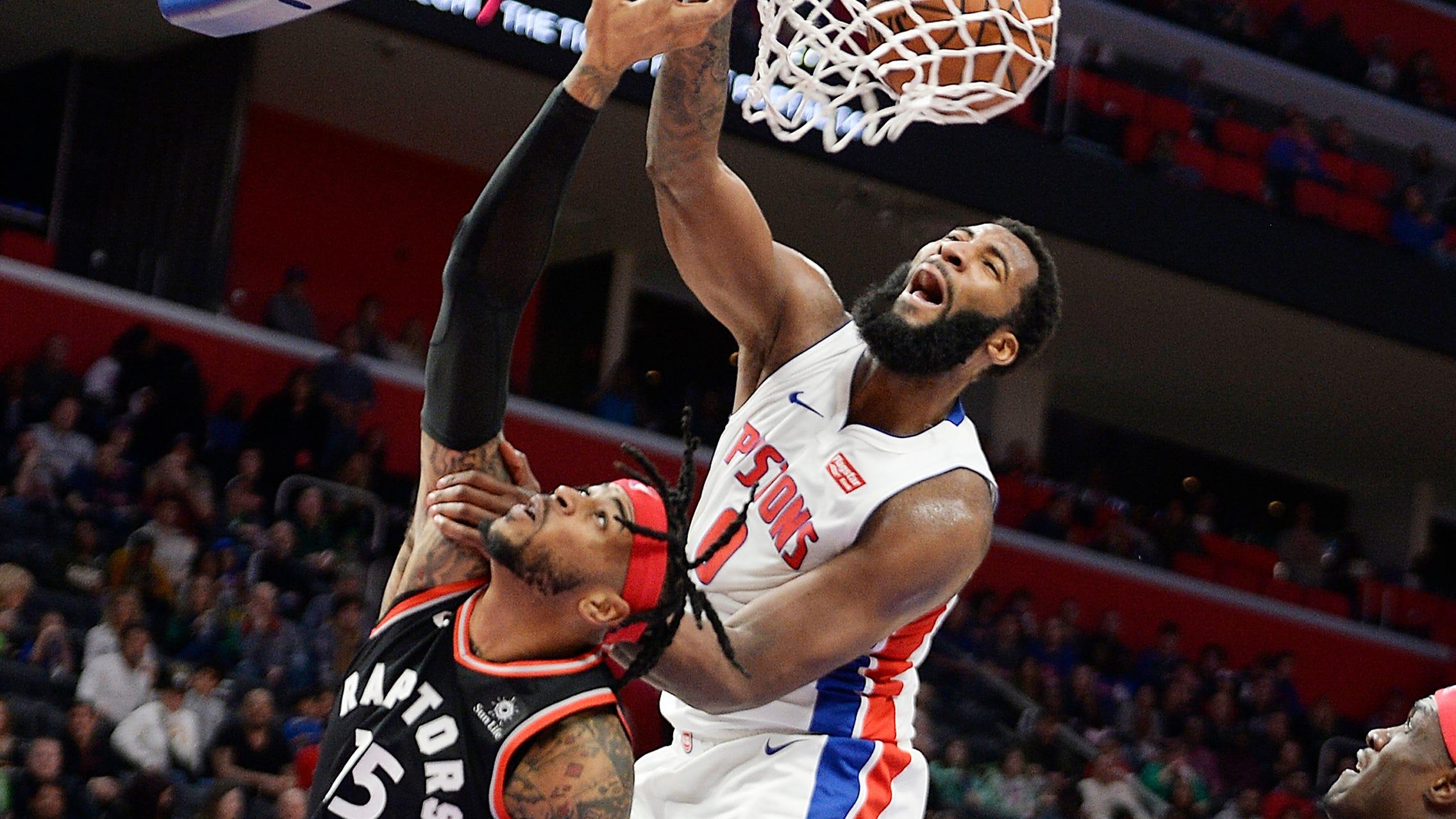 Pistons mailbag: Dwane Casey's Toronto ties make Raptors intriguing playoff foe