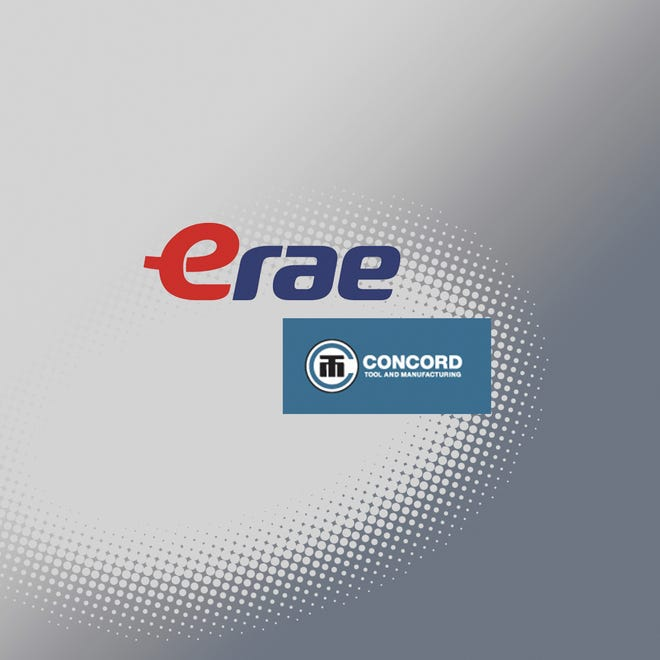 Automotive suppliers Erae AMS USA Manufacturing LLC and Concord Tool and Manufacturing Inc. are planning investments of $25.8 million that would create more than 200 jobs in Metro Detroit.