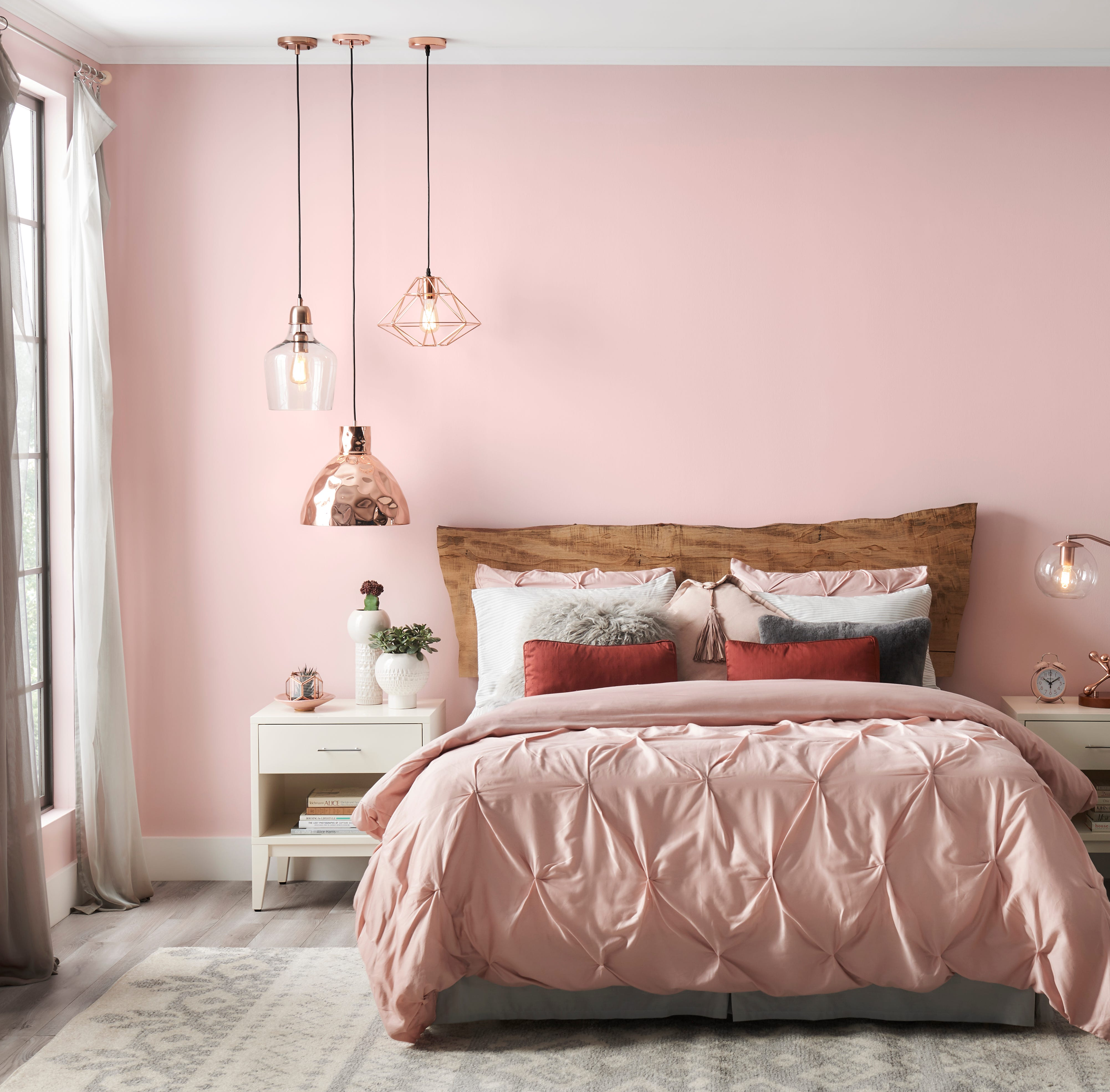 Pretty in pink home decor returns