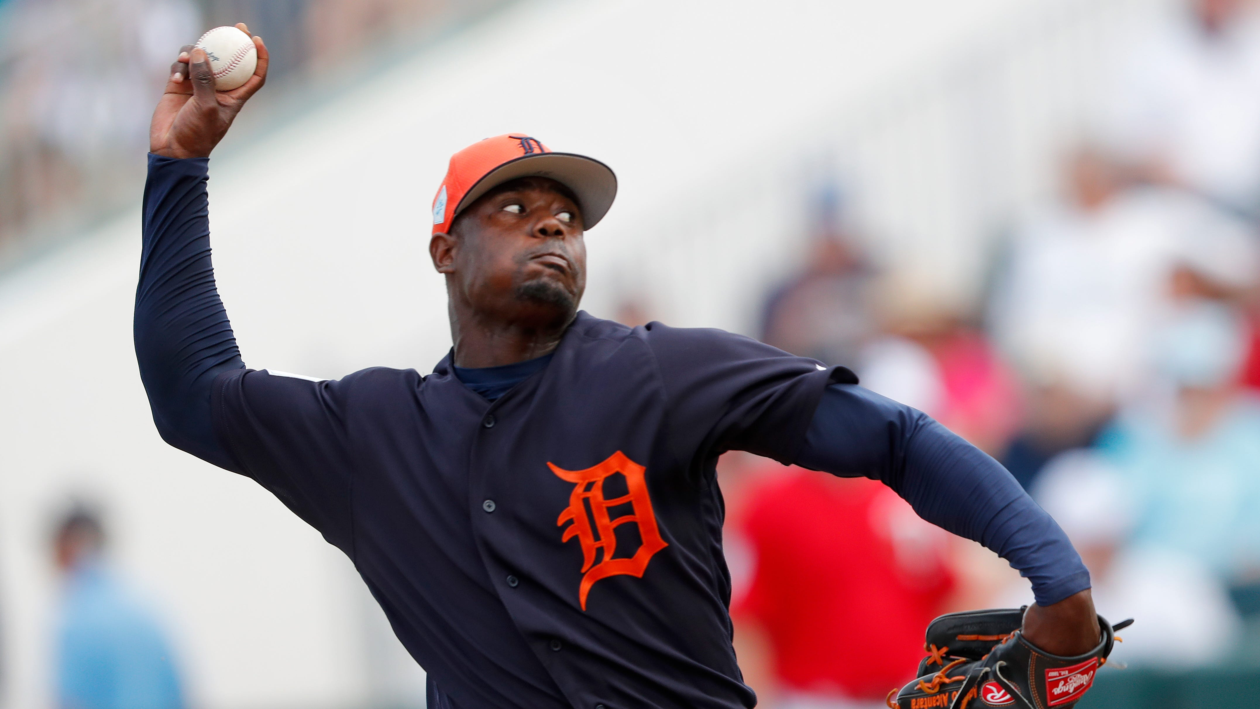 Power up: Tigers have added some muscle to the bullpen mix