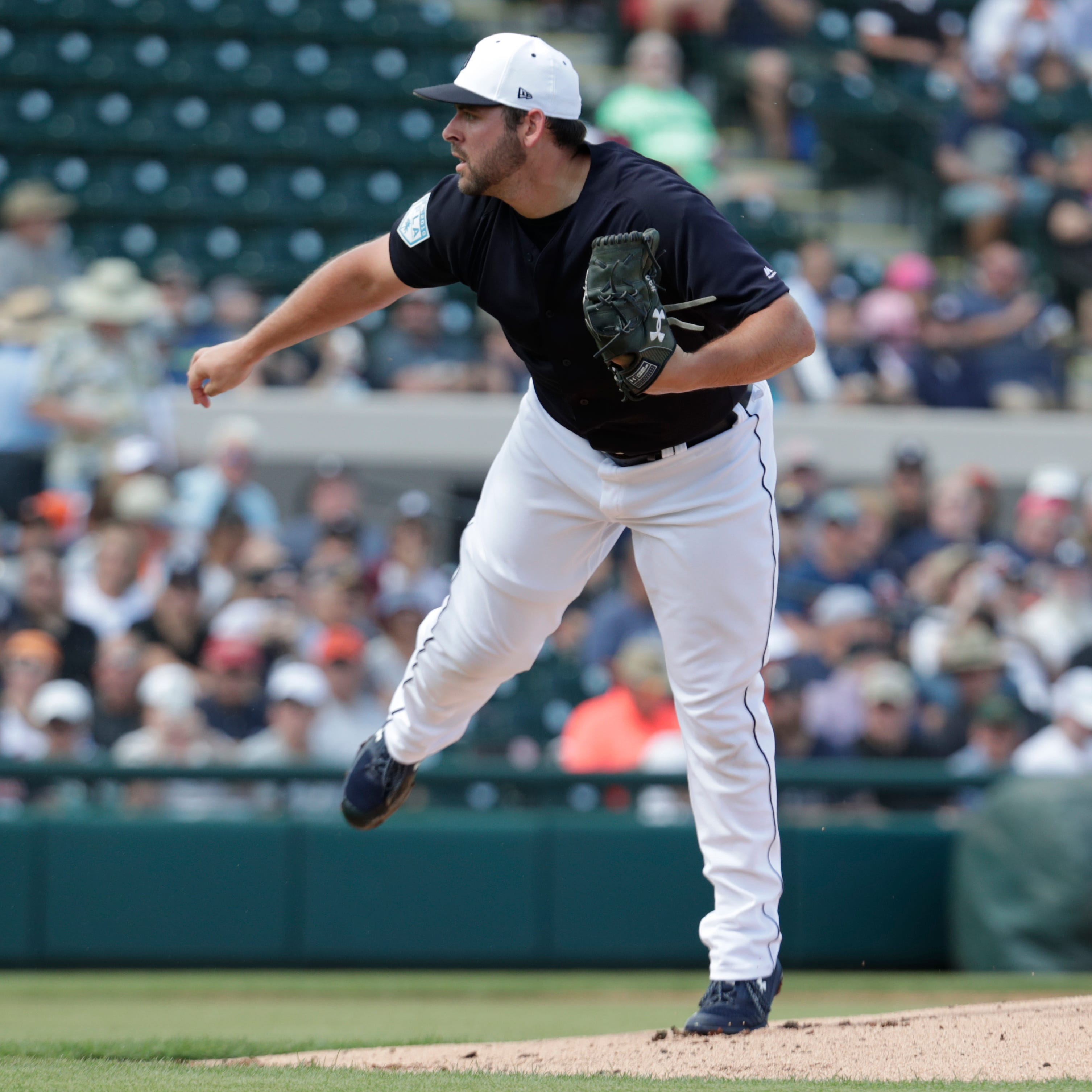 Tigers expect 12- to 14-month process for Fulmer to return to big-league action