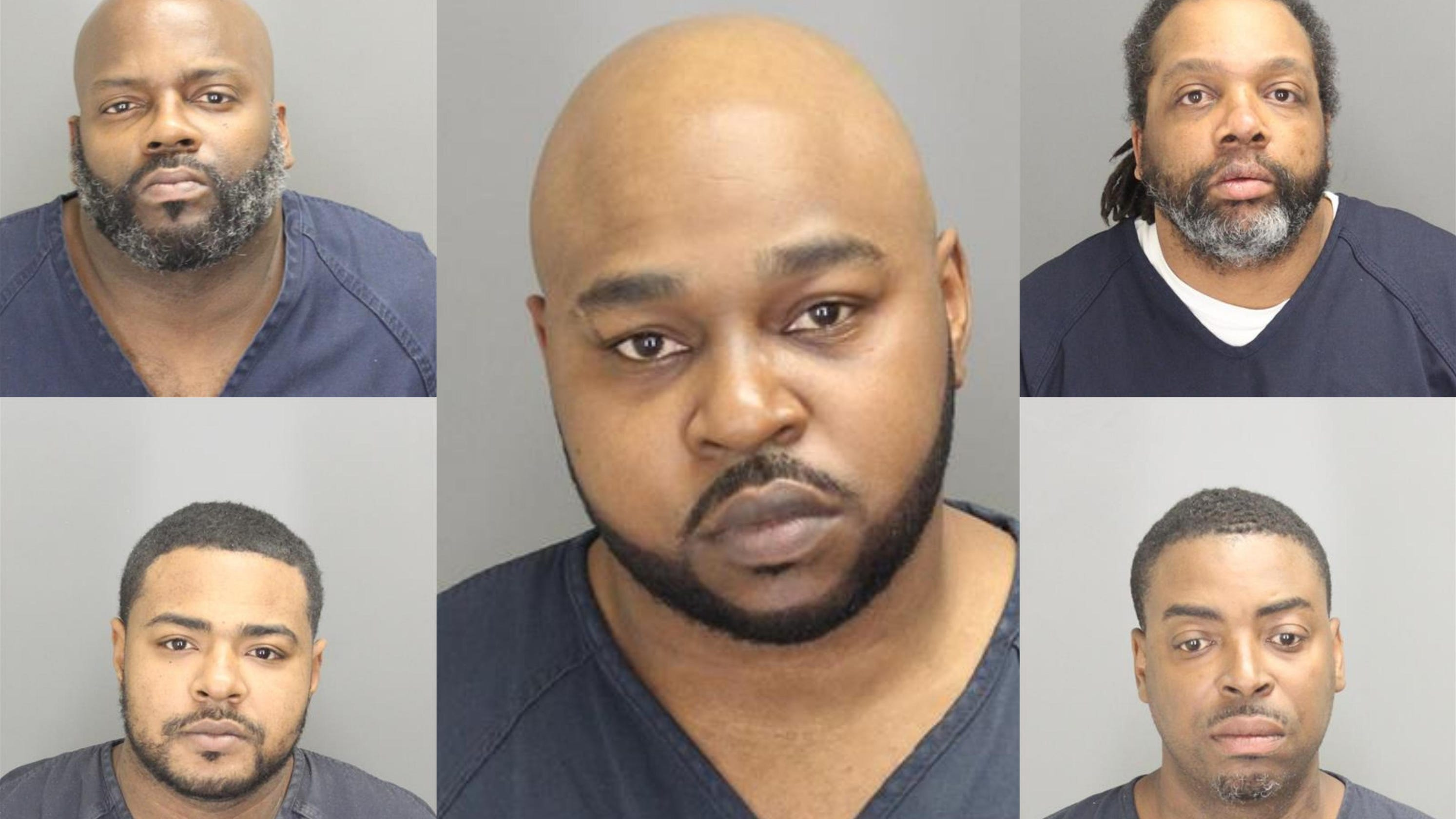 Task force takes down 5 alleged drug dealers in SE Mich