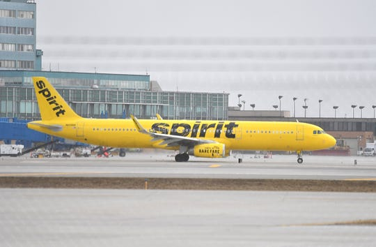 "A Wayne County woman is suing Spirit Airlines for allegedly ""recklessly"" removing her daughter from a flight from Tampa to Detroit flight without her knowledge."