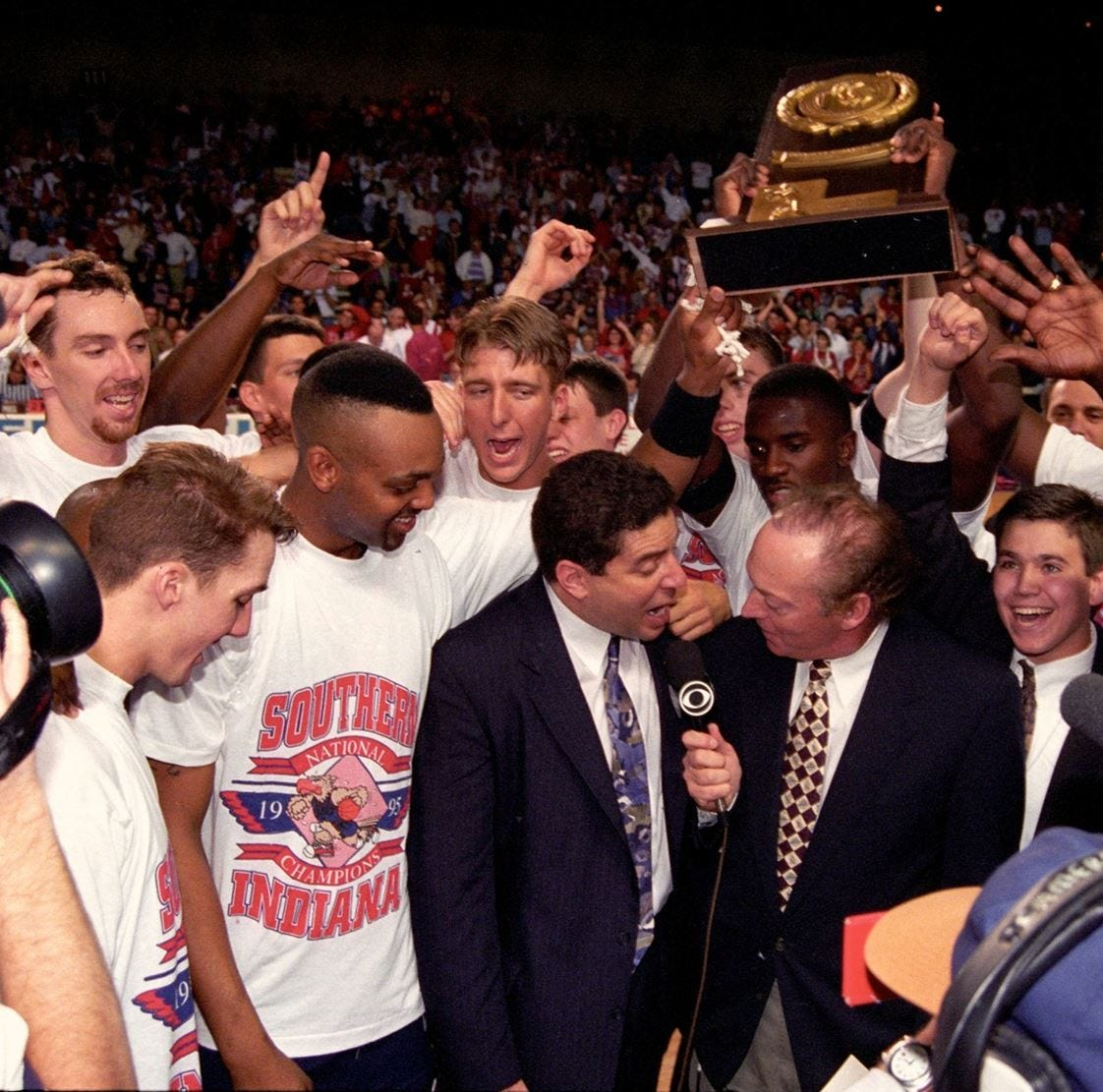 USI basketball alumni share memories from previous Elite Eight trips