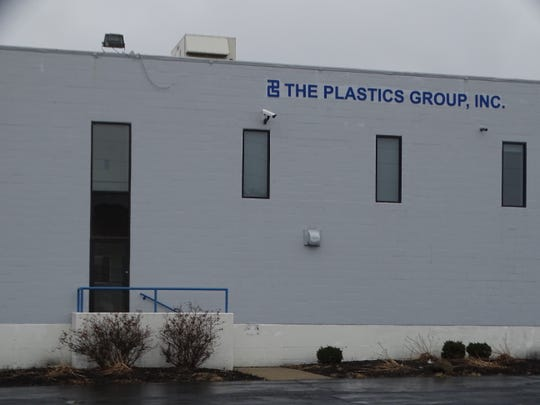 The former Fremont Plastics building is among several vacant commercial building sites in Fremont. The company closed its doors in 2018.