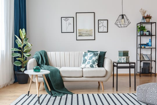 You don't need to be a pro to decorate your home like one, but the best looks observe some important design concepts — like scale and keeping clutter to a minimum.