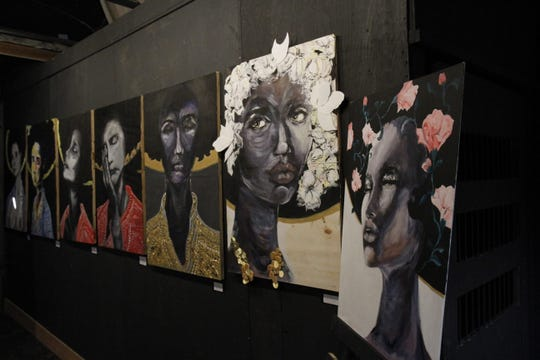 KellerGeist's contemporary art show is from 3-8 p.m. until Saturday, March 23.