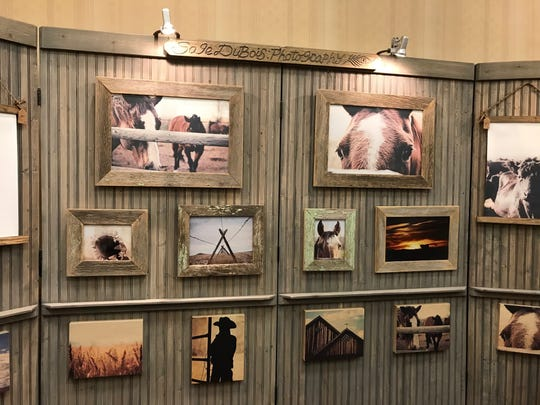 Sage DuBois's photography has a dreamy appeal. It's on display during Western Art Week at the Jay Contway and Friends Show at the Hilton Garden Inn.