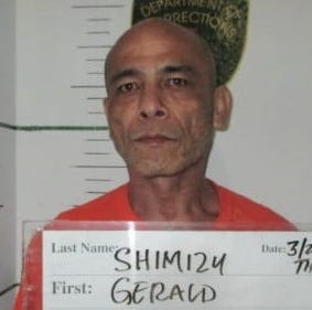 Gerald Shimizu charged with reckless conduct, unlawful discharge of firearm