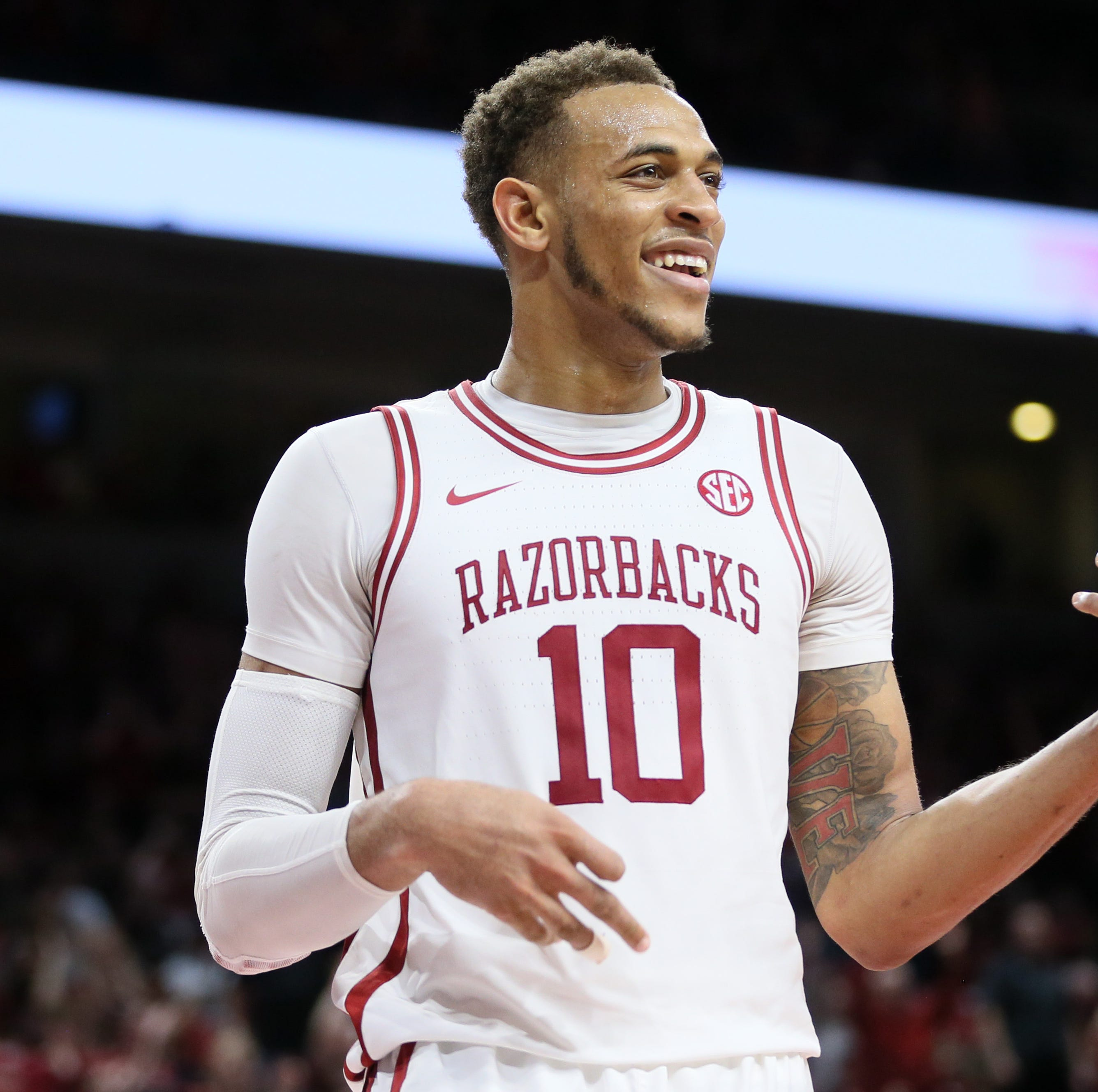 Arkansas' NBA draft prospect is skipping NIT, will IU's suit up in second round?