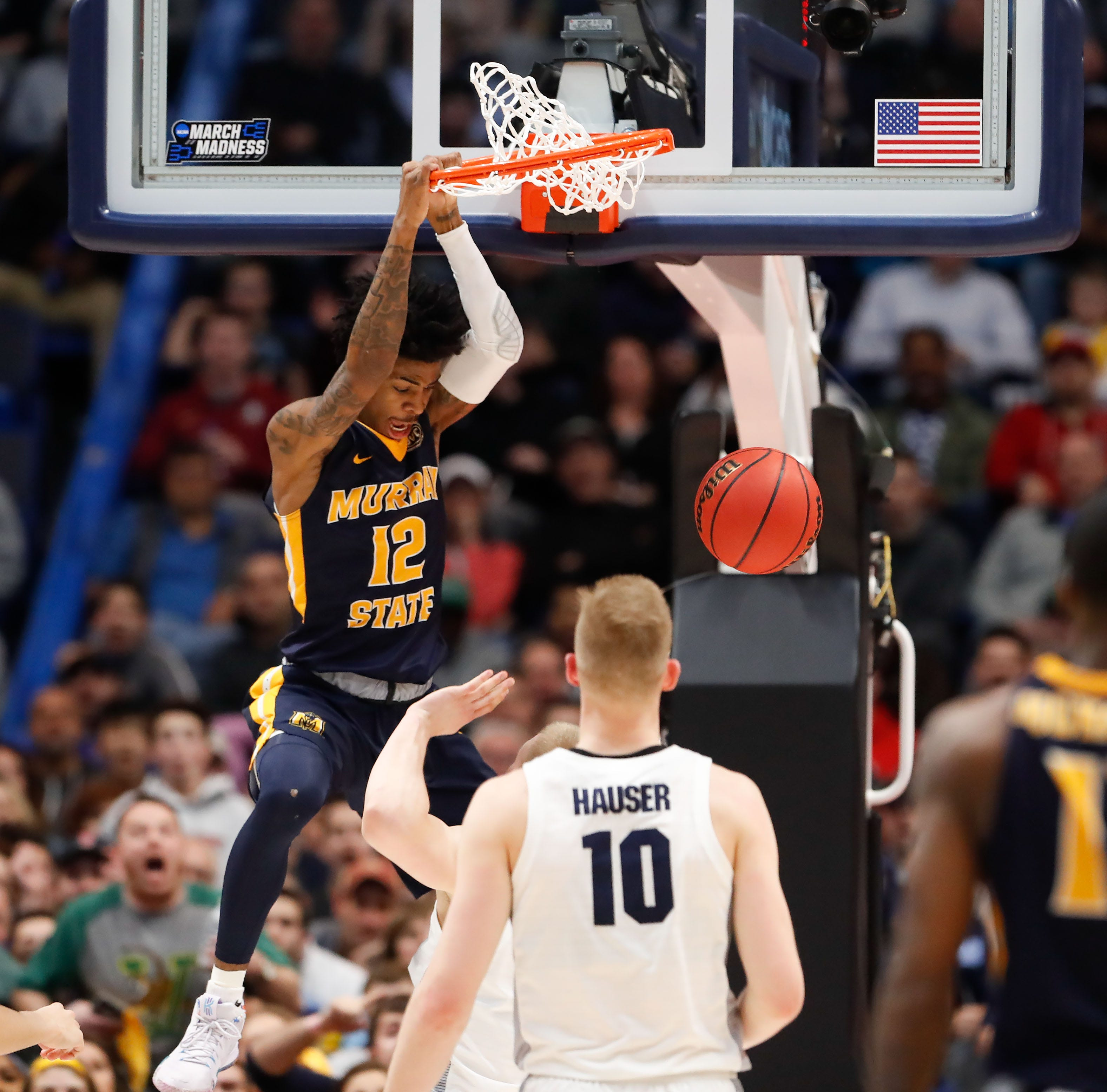 Doyel: Zion Williamson a lock for No. 1 NBA draft pick? Ja Morant may have something to say about that